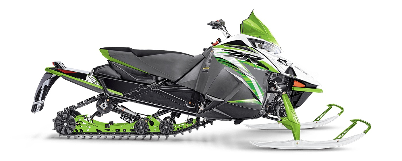 2021 Arctic Cat ZR 8000 LIMITED 137 ATAQ - NEUF DISPONIBLE EN STOCK