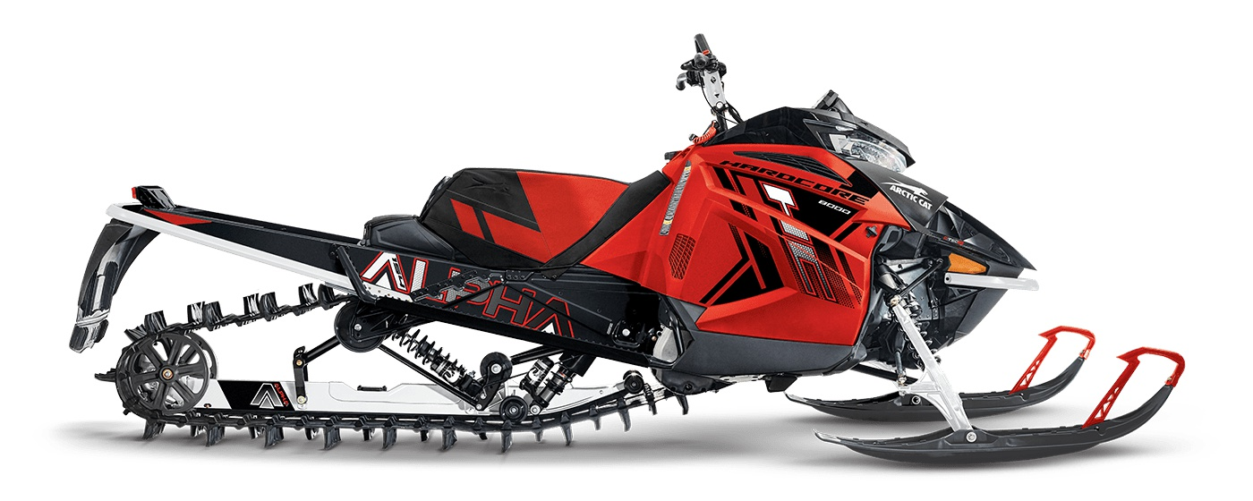 2021 Arctic Cat M8000 HARDCORE ALPHA ONE 154 - NEUF DISPONIBLE