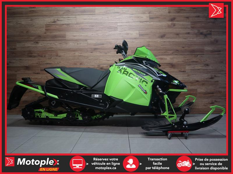 U4833 2019 Arctic Cat ZR 8000 RR