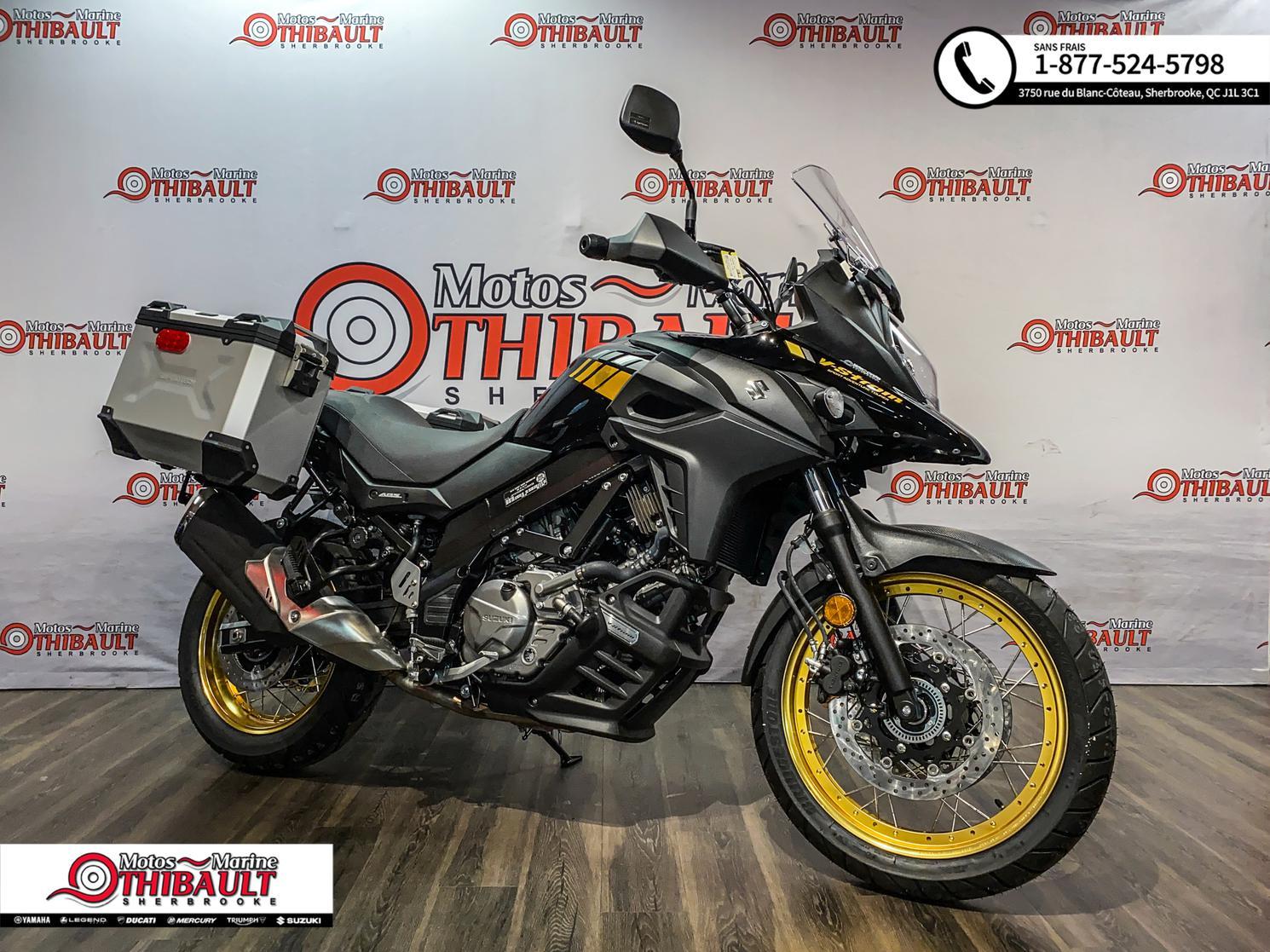 Suzuki V-Strom 650 Adventure - DL650 X ABS 2020