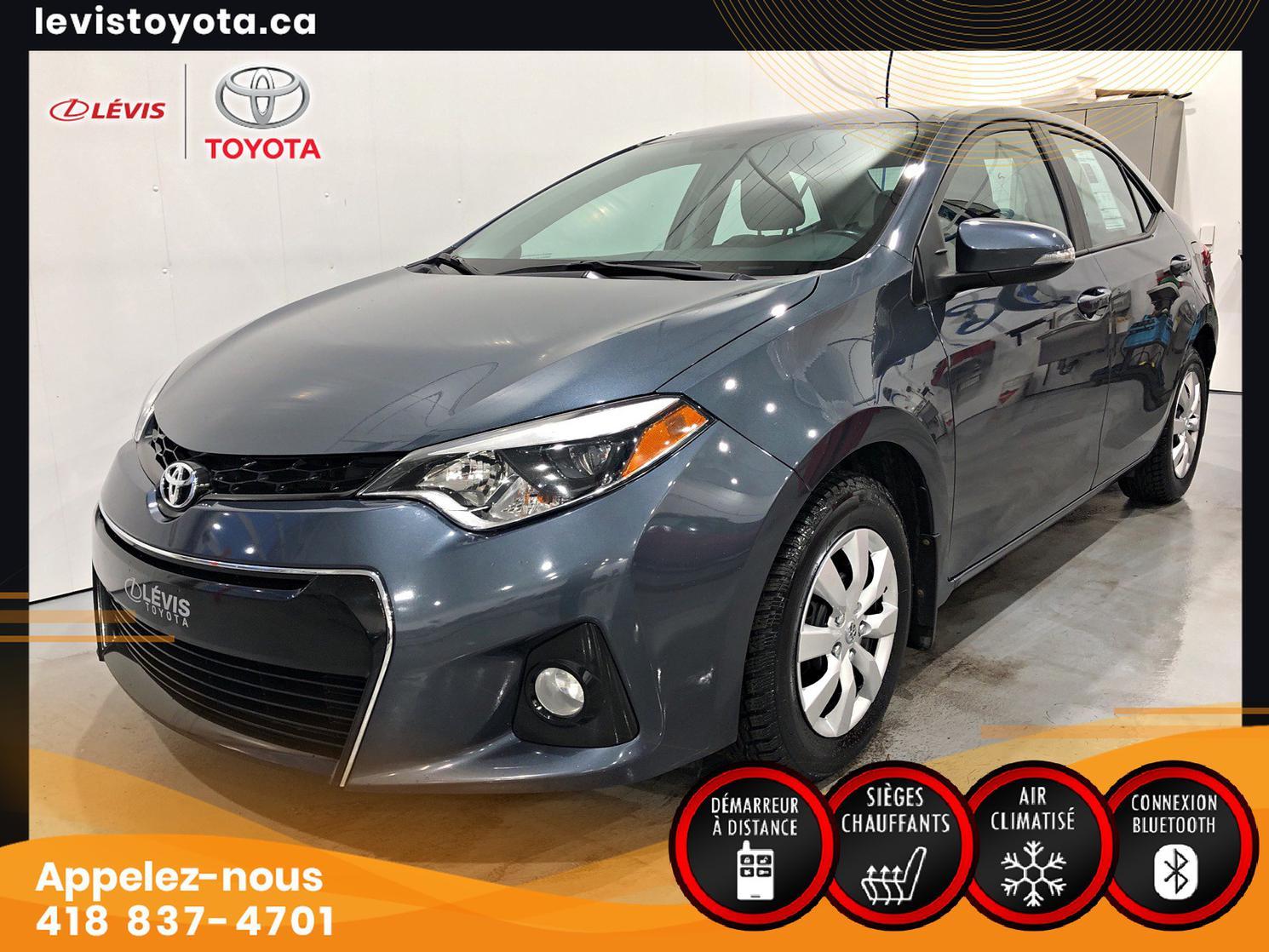 Toyota Corolla SE AUT A/C 2016