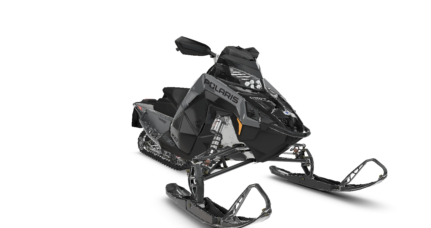 Polaris INDY XC 137 LUNCH EDITION 650 2021