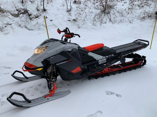2021 Ski-Doo SUMMIT X EXPERT 850 SHOT 175  3.0