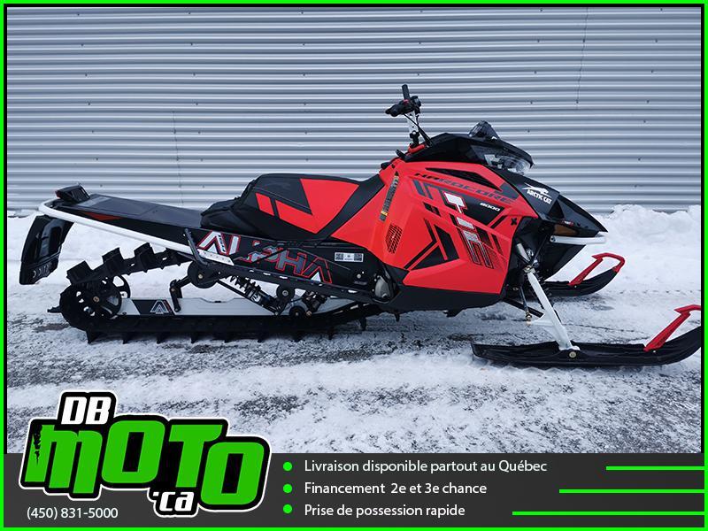 Arctic Cat M8000 HARDCORE 154'' / 165'' 2021