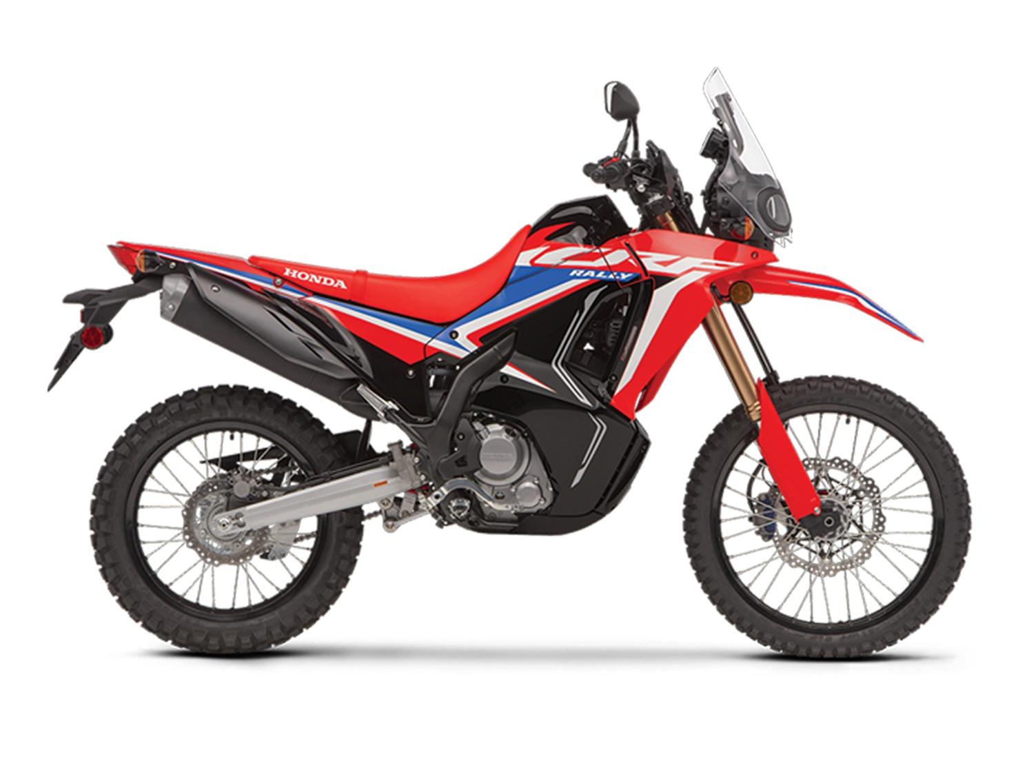 2021 Honda CRF300L Rally ABS Frais inclus+Taxes
