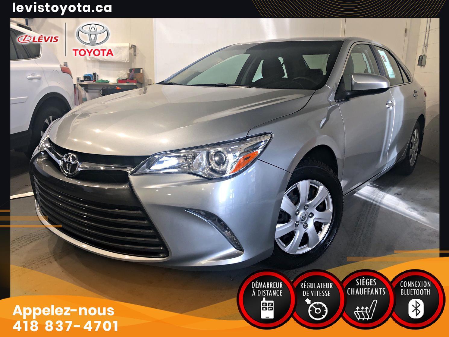 Toyota Camry LE GR AMÉLIORÉ 2017
