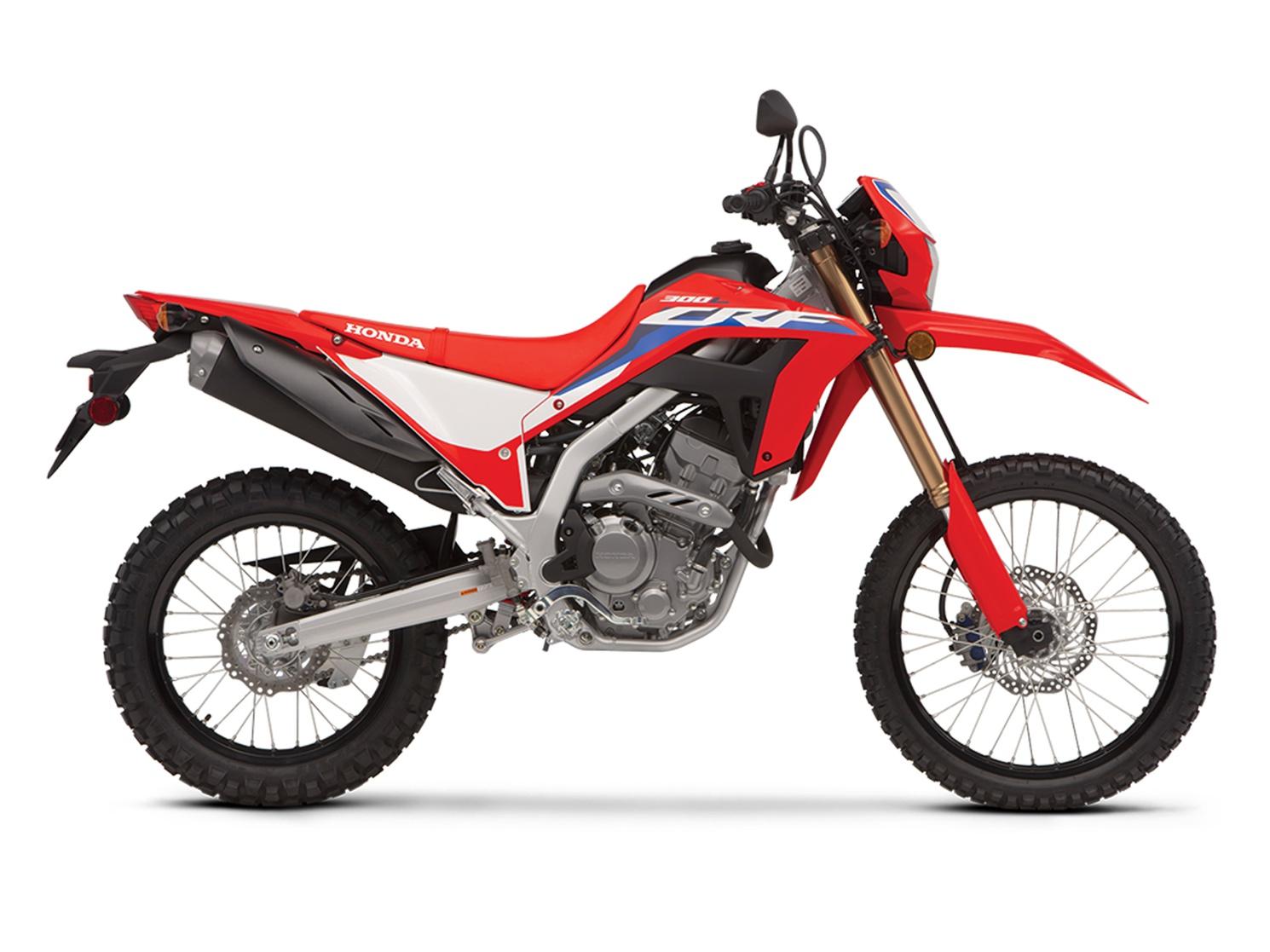 2021 Honda CRF300L Frais inclus+Taxes