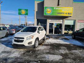 Chevrolet Trax ideal pour rebatir un credit a faible cout 2014 #20-019-1