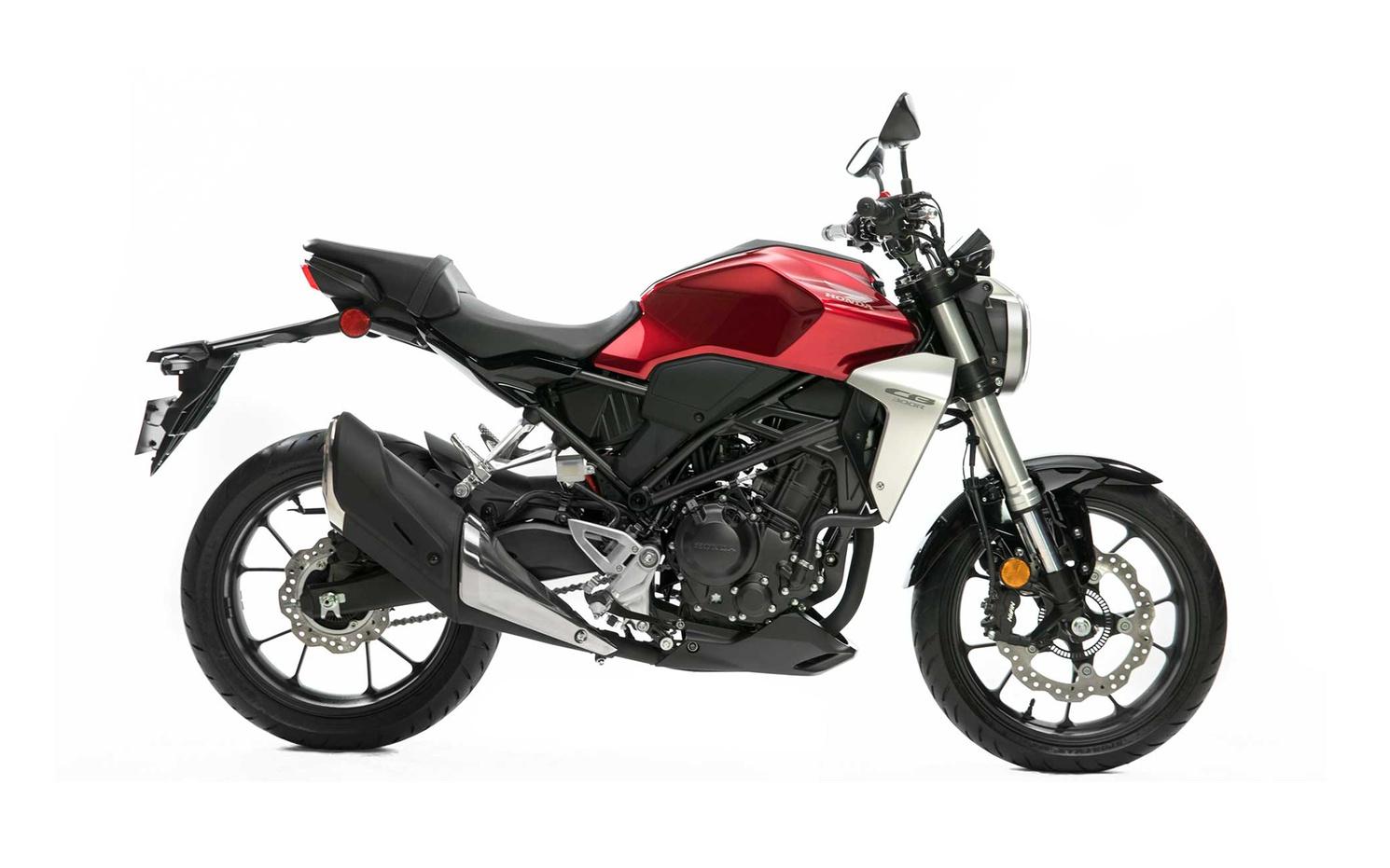 2021 Honda CB300R Frais inclus+Taxes
