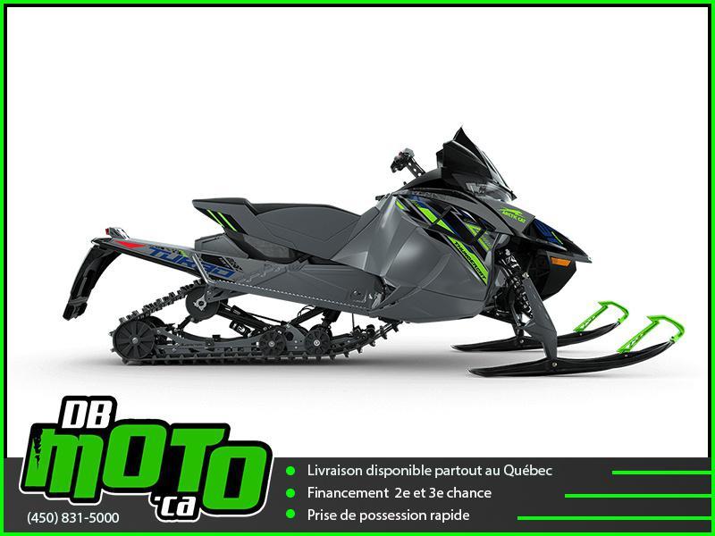 Arctic Cat MOTONEIGE THUNDER CAT 9000 QS3 TURBO SNOWCHECK 2022