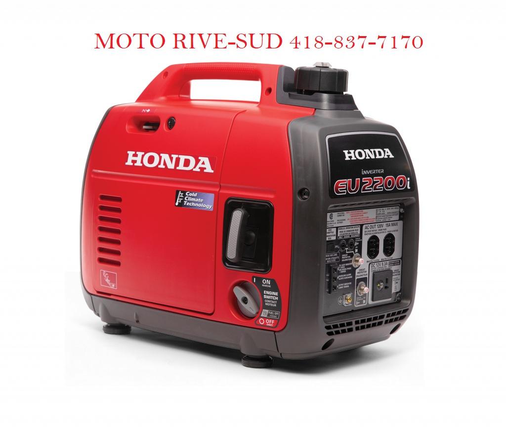 Honda EU 2000 itc - HONDA eu 2000 ITC 2021