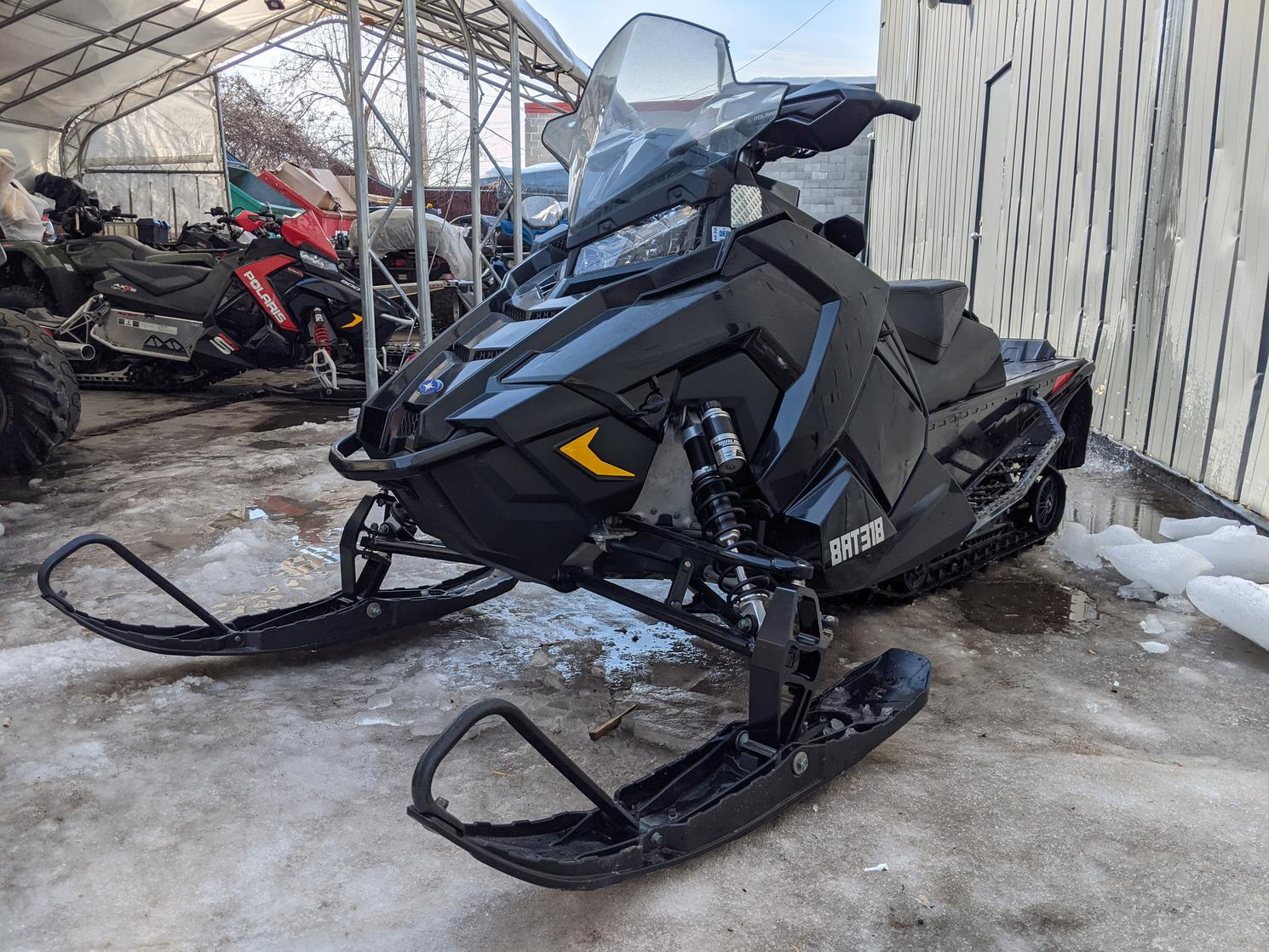 Polaris INDY XC 850 129 2019