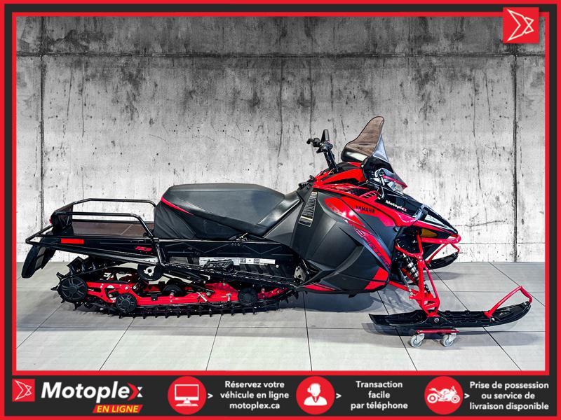 2020 Yamaha TRANSPORTER 600 153 ES 37$/SEMAINE