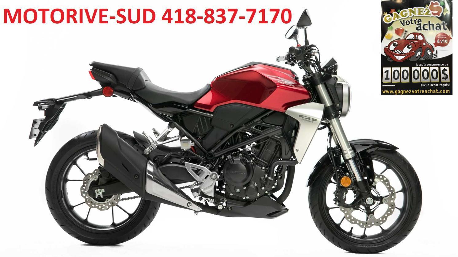 Honda CB 300 R 2021
