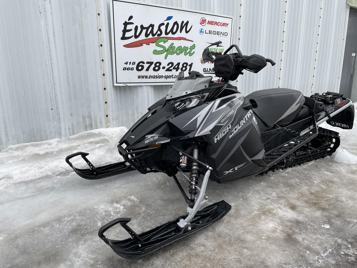 2019 Arctic Cat XF8000 High Country LTD 153