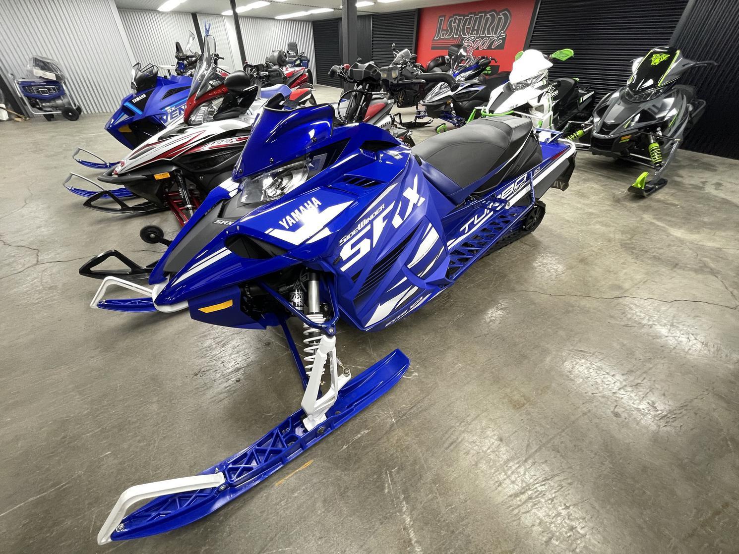 Yamaha Sidewinder SRX L E 2019