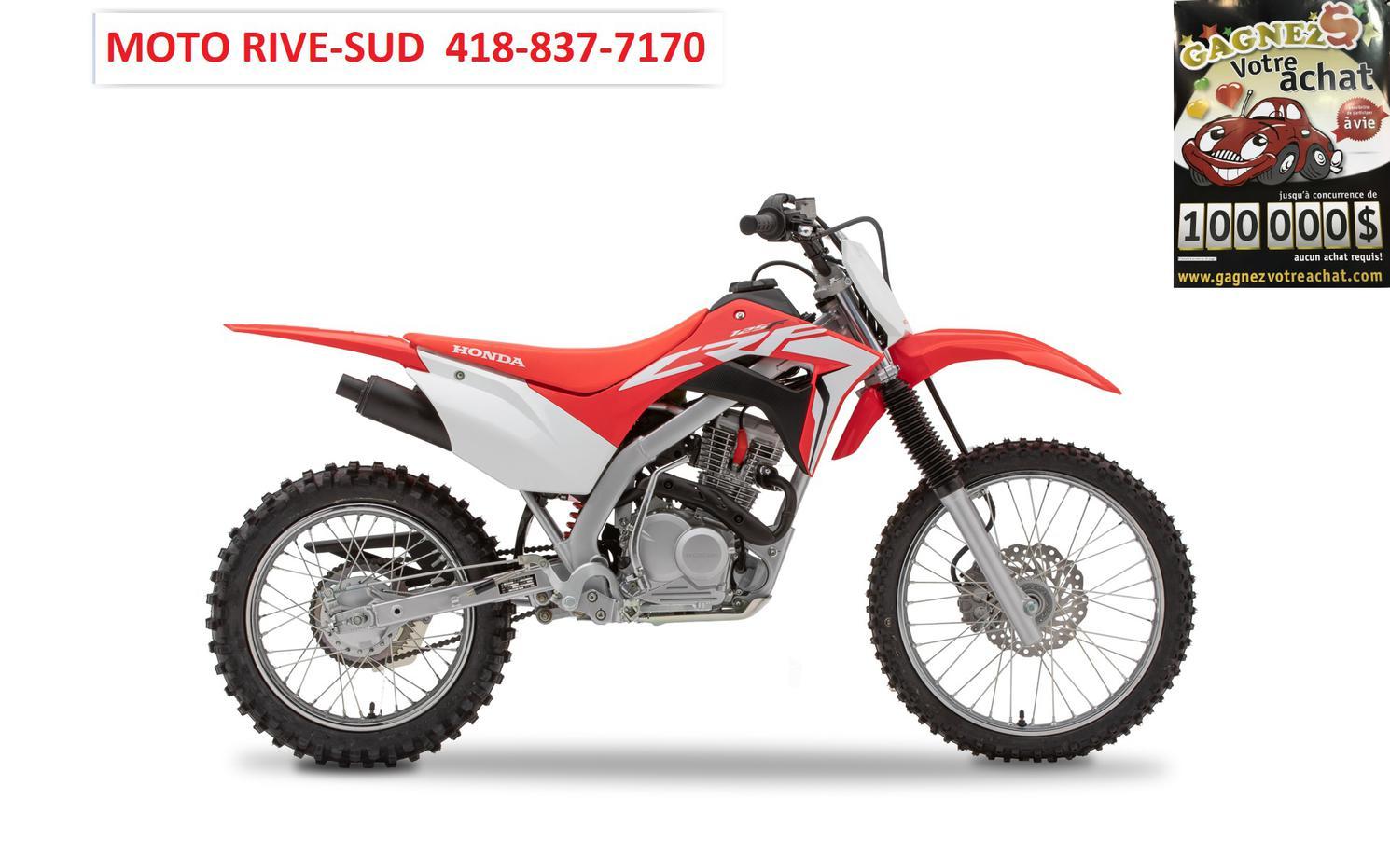 Honda CRF 125 FB 2021