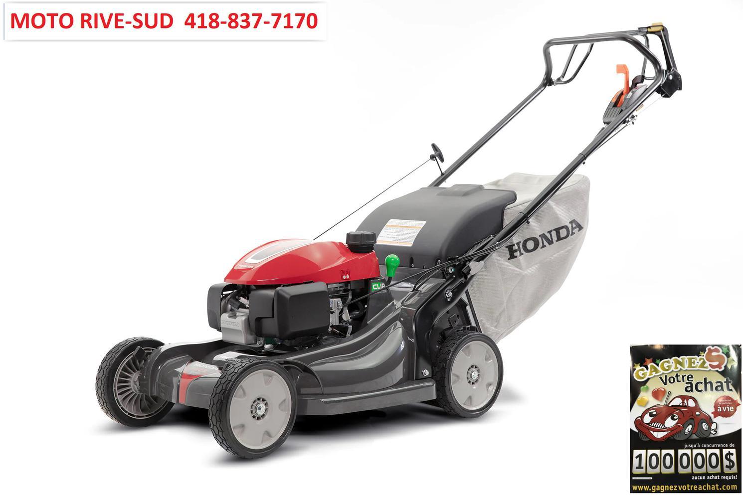 Honda HRX 217 HYC 2021 - AUTOMOTRICE