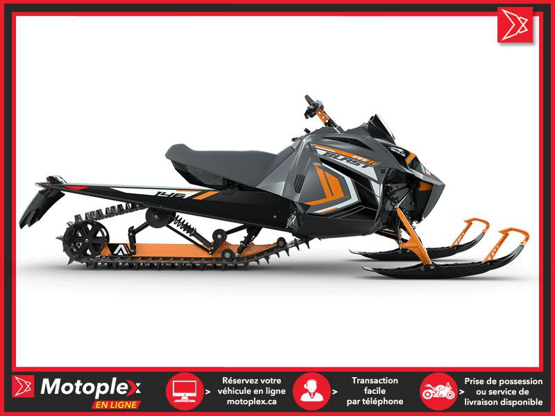 Arctic Cat BLAST M 4000 ORANGE 2022