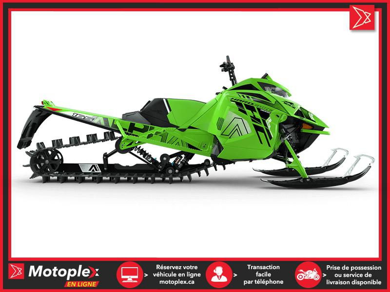 2022 Arctic Cat M 8000 HARDCORE ALPHA ONE 165/3.0 55$/SEMAINE