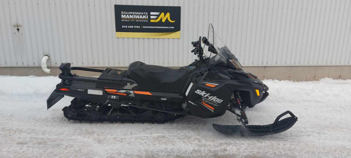 Ski-Doo EXPEDITION EXTREME 800R 2017