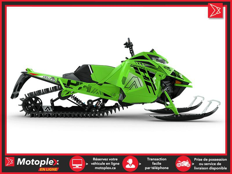 AC2209 Arctic Cat M  8000 HARDCORE ALPHA ONE 146 2.6 2022