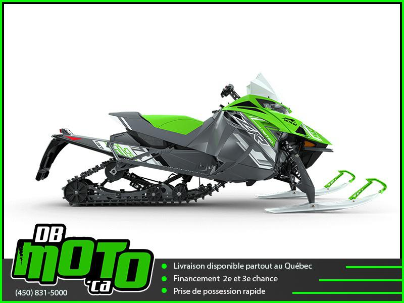 Arctic Cat MOTONEIGE ZR 8000 LIMITED LTD QS3 137'' 2022