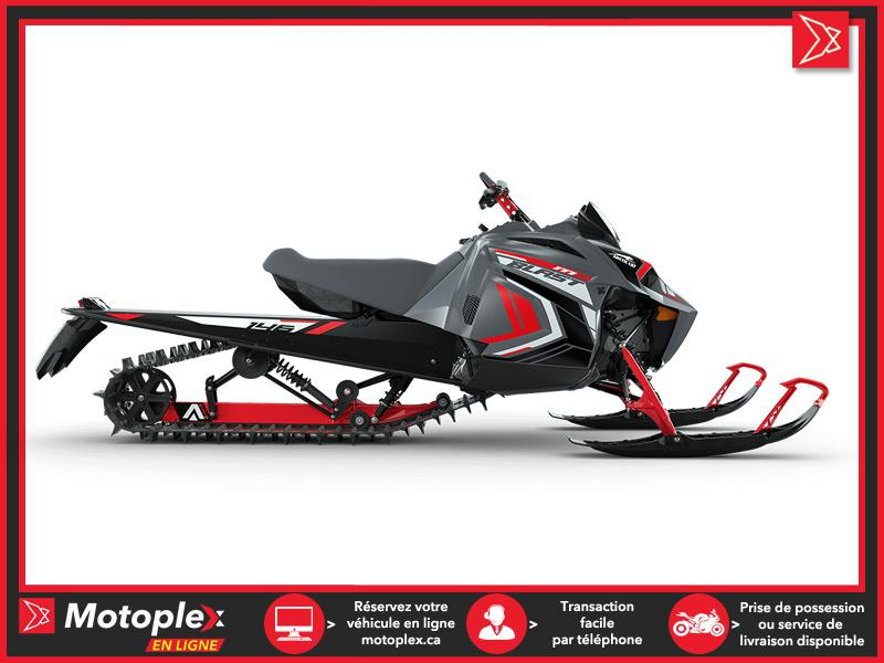 AC2208 Arctic Cat BLAST M 4000 ROUGE 2022