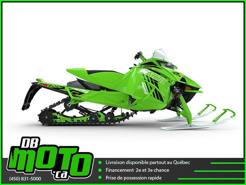 Arctic Cat MOTONEIGE ZR 8000 RR 2022