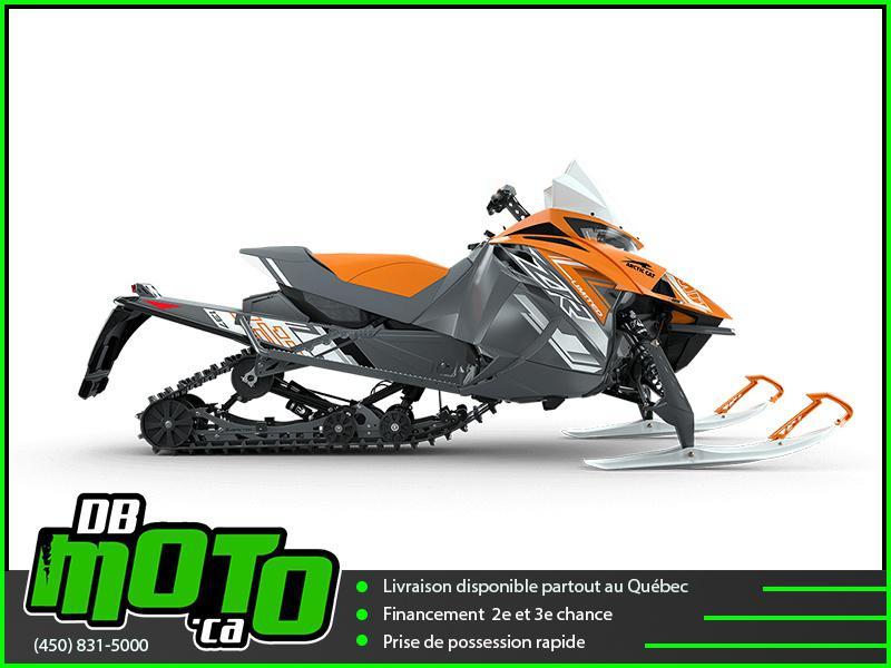 Arctic Cat MOTONEIGE ZR 6000 LIMITED LTD QS3 137 SNOWCHECK 2022