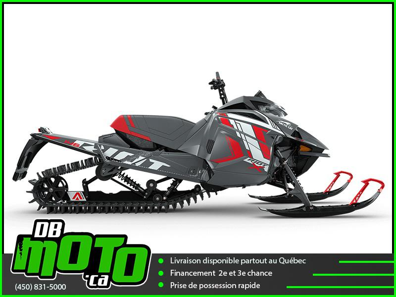 Arctic Cat MOTONEIGE RIOT X 8000 146'' SNOWCHECK 2022