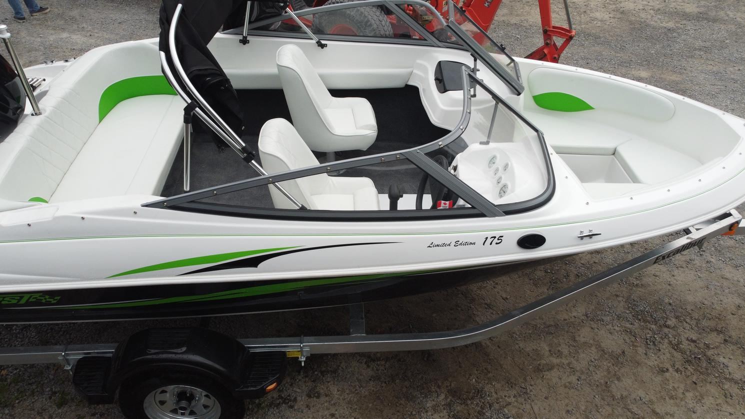 2021 Tempest Boats 175 Sport