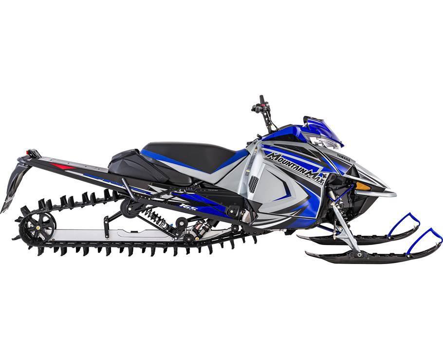 2022 Yamaha Mountain Max 800 LE 165 x 3.0 ES LE Early Bird. Frais inclus+Taxes