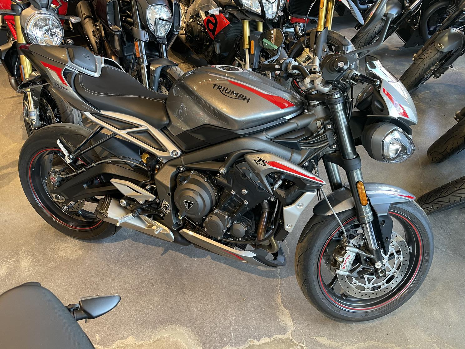 Triumph Street Triple RS 2020 - **READY TO GO**