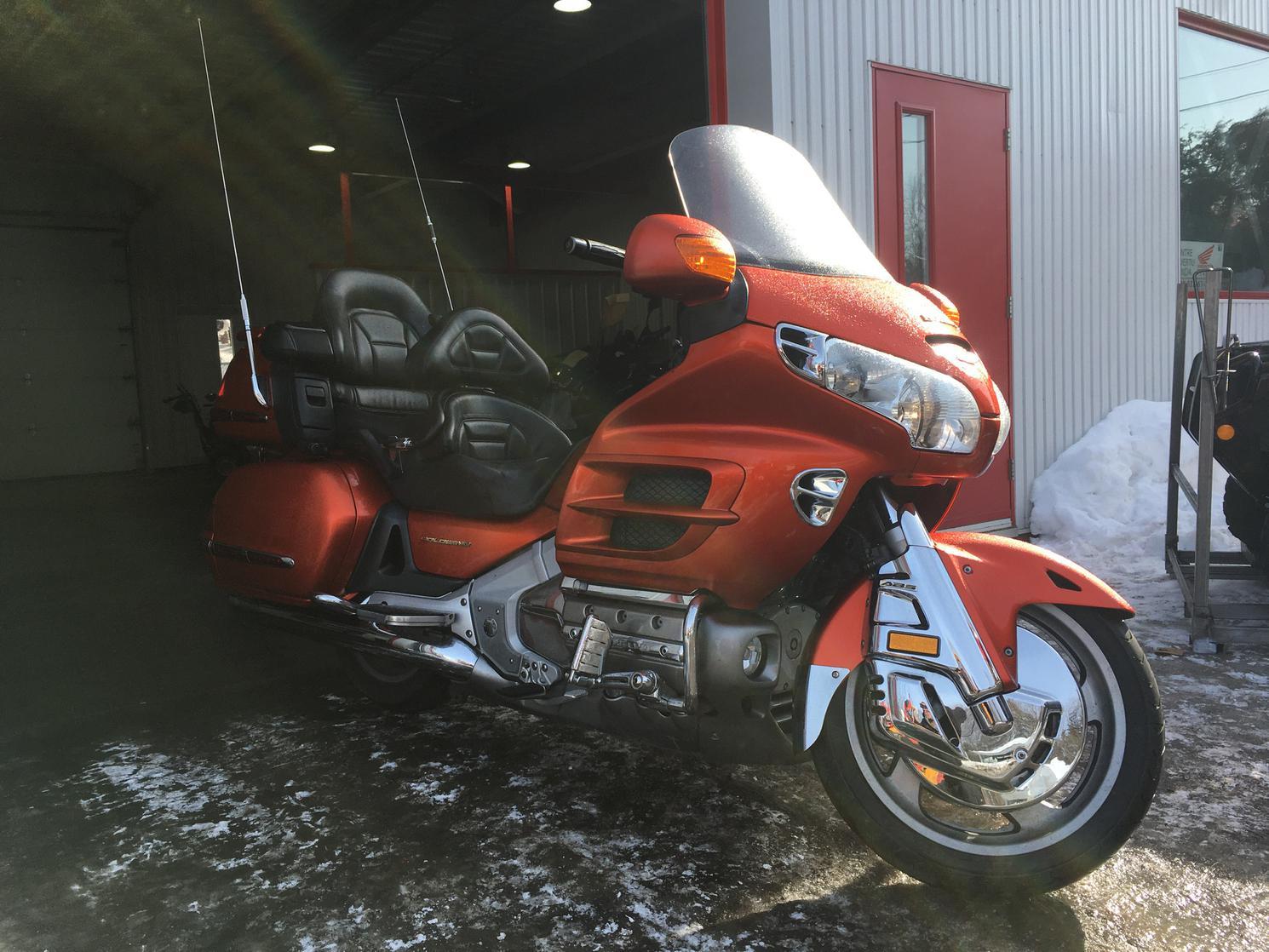 Honda GOLDWING 1800 2003