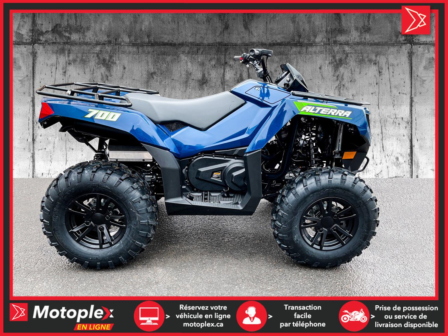2021 Arctic Cat Alterra 700 EPS