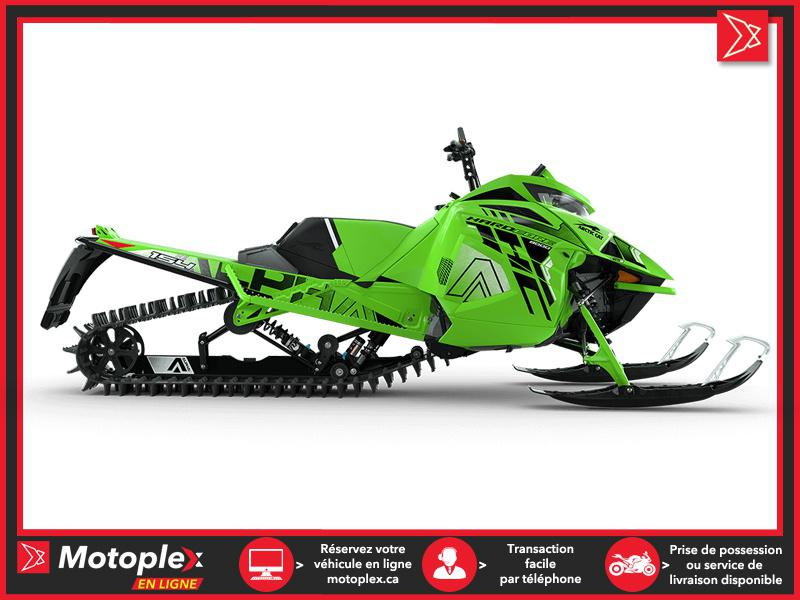 AC2210 Arctic Cat M 8000 HARDCORE ALPHA ONE 154/2.6 2022