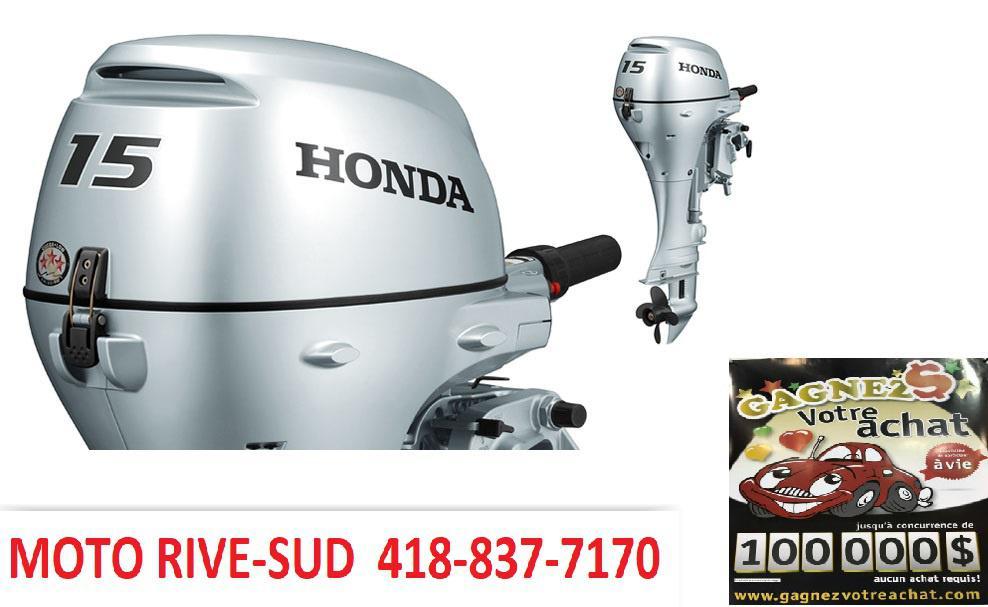 Honda BF 15 2021 - ARBRE LONG