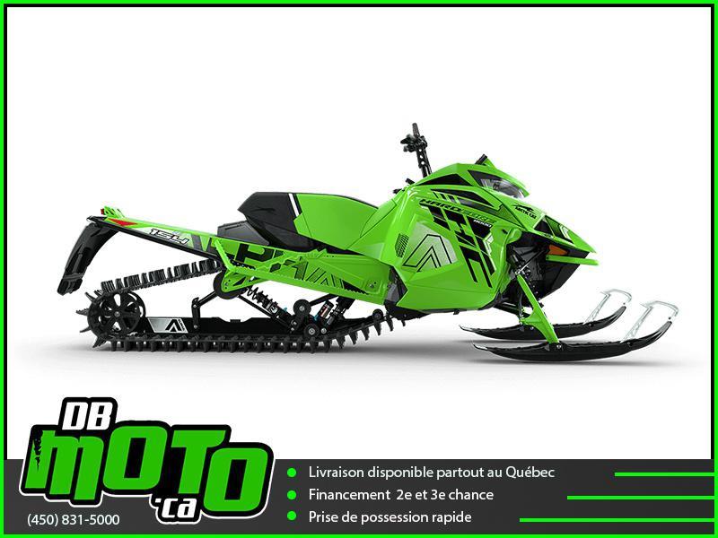 Arctic Cat MOTONEIGE M8000 HARDCORE 154 2.6 ES 2022