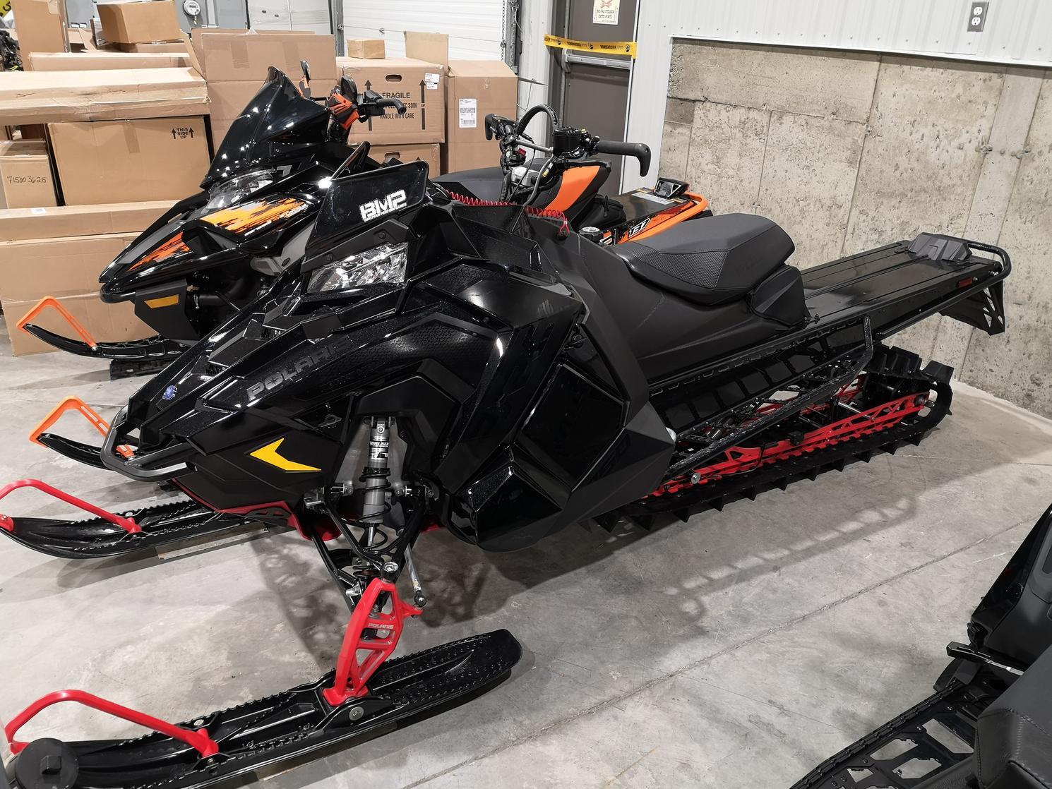 Polaris Pro RMK 155'' 2019