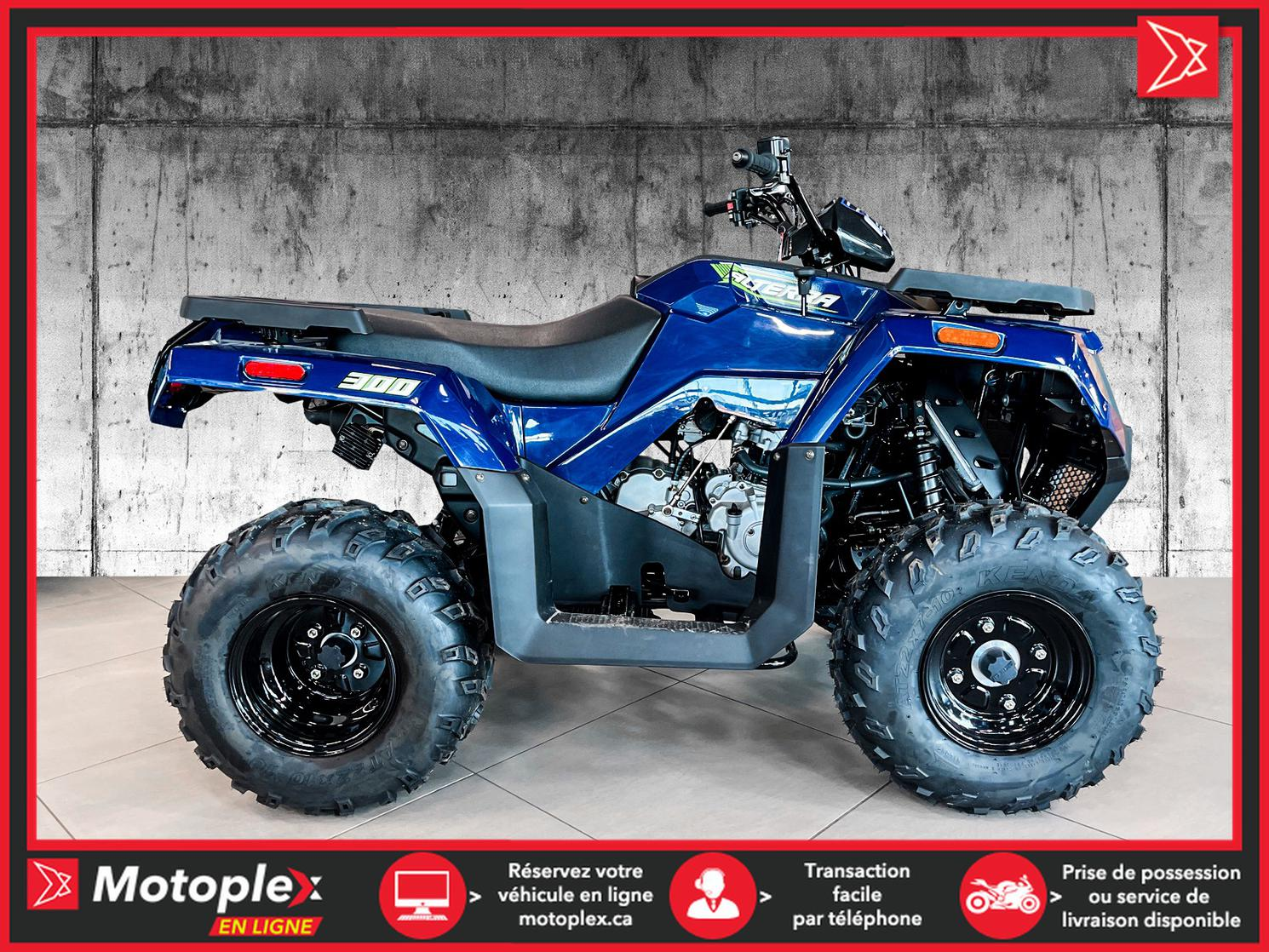 Arctic Cat ALTERRA 300 - 15$/semaine 2021