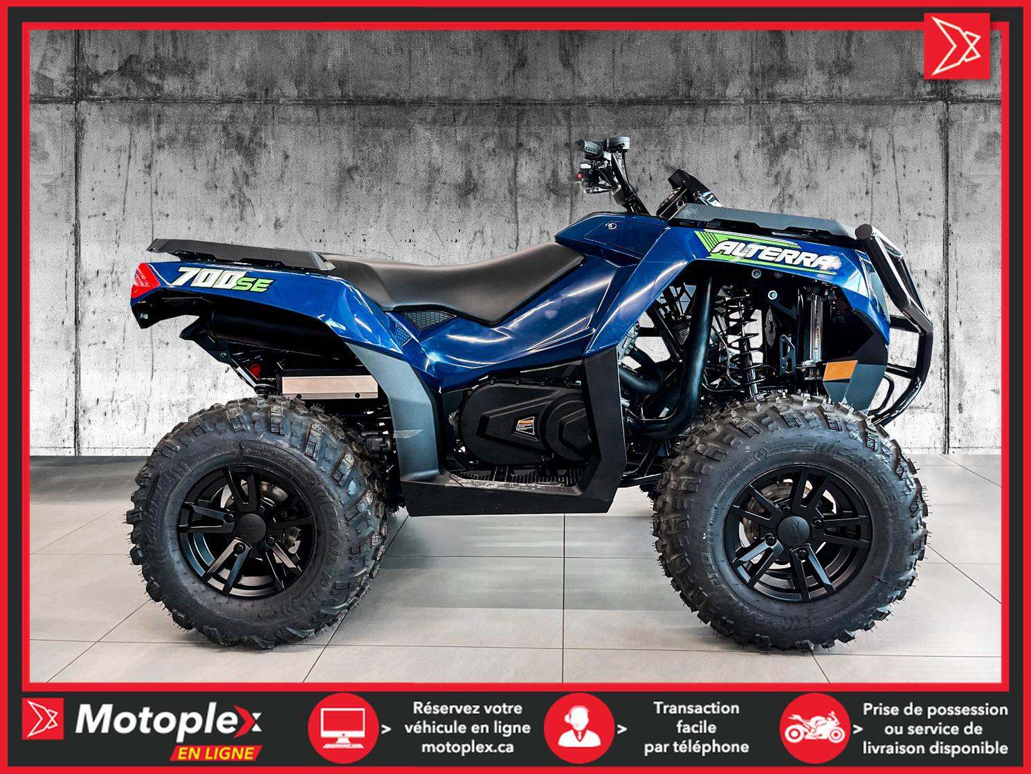 Arctic Cat ALTERRA 700 SE EPS - 35$/semaine 2021