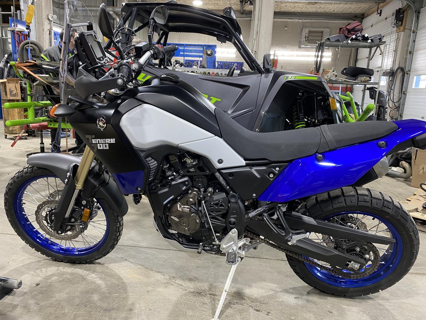 2021 Yamaha Ténéré 700 XTZ 700