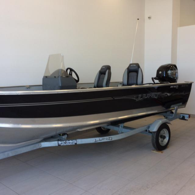 Lund Boat Co 1600 Fury SS 2022