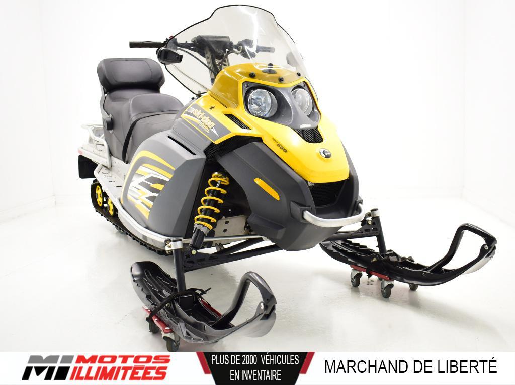 2008 Ski-Doo Skandic Tundra LT-550F Frais inclus+Taxes