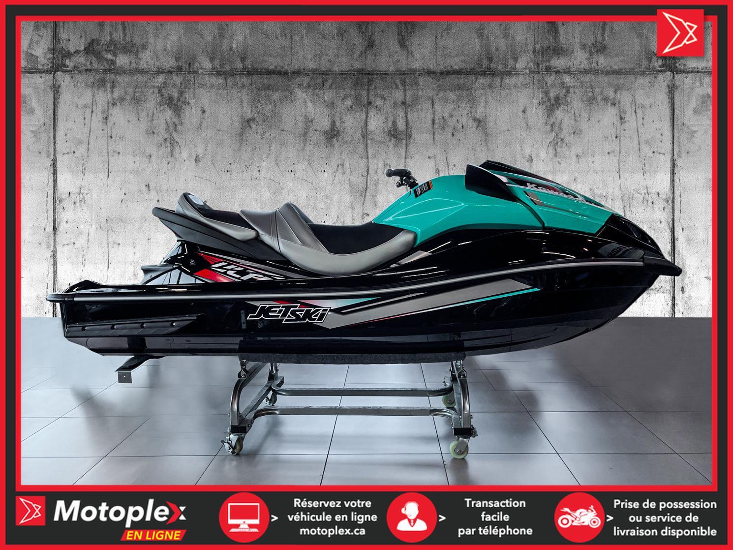 Kawasaki MOTOMARINE JET SKI ULTRA LX (3 PLACES) 2021