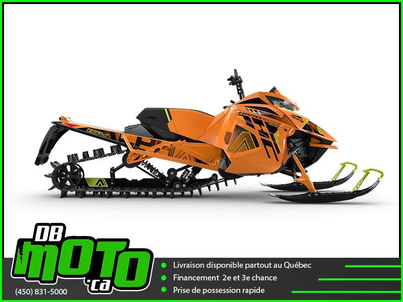 Arctic Cat MOTONEIGE M8000 154 HARDCORE 3'' 2022
