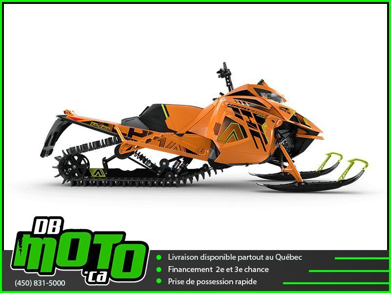 Arctic Cat MOTONEIGE M8000 146 2.6 HARDCORE 2022