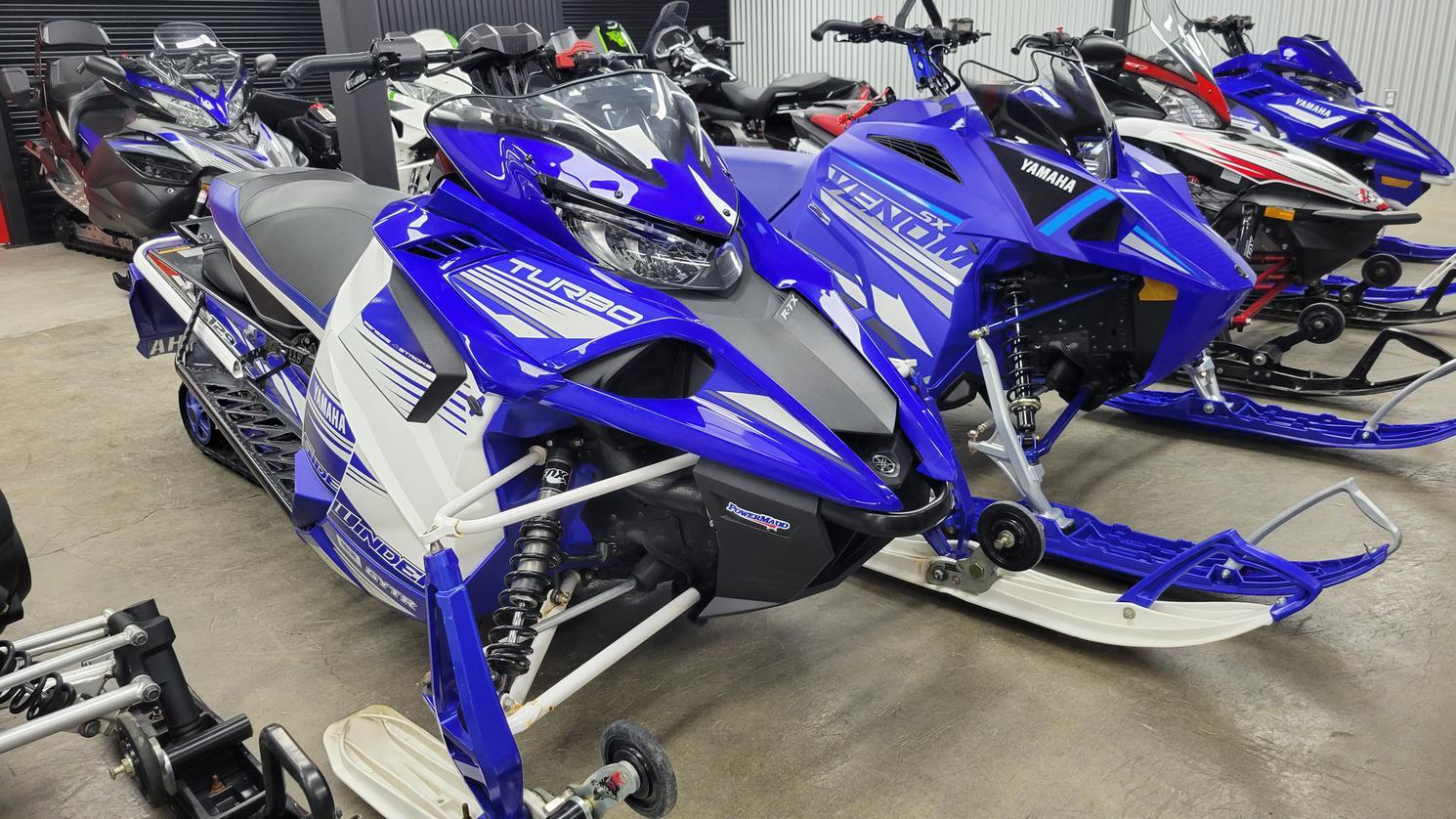 2017 Yamaha Sidewinder rtx se