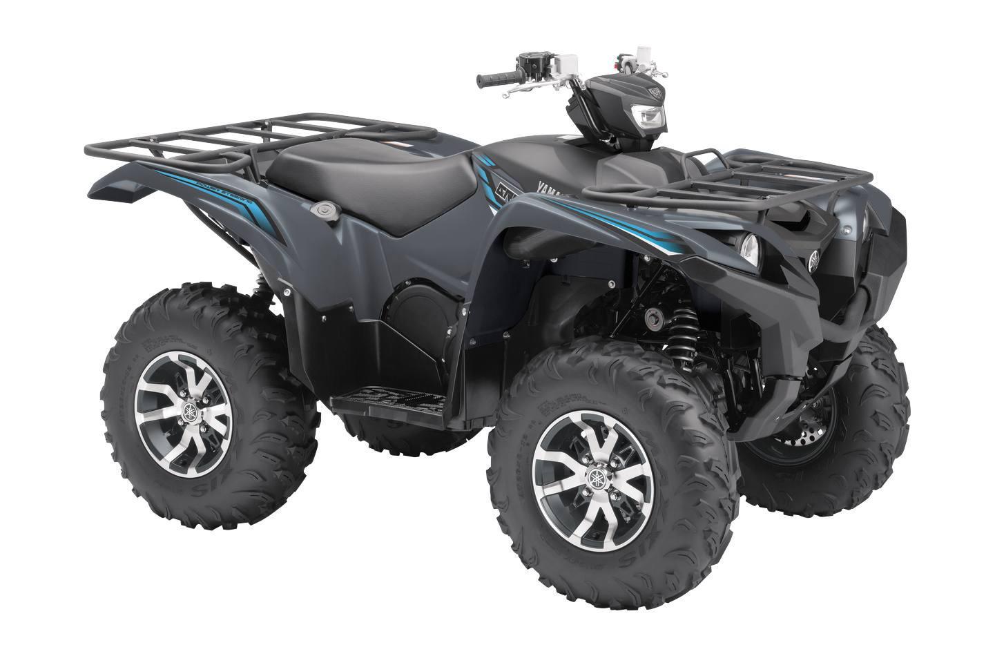 2018 Yamaha YF70GPSJB - Grizzly 700